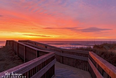 Dawn in Kill Devil Hills, NC