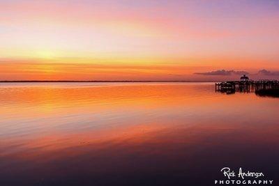 Peaceful Evening - Kitty Hawk, NC