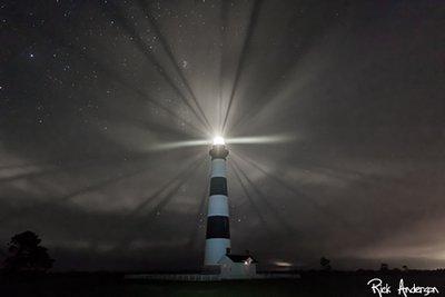 Lighting the Way - Bodie Island Lighthouse