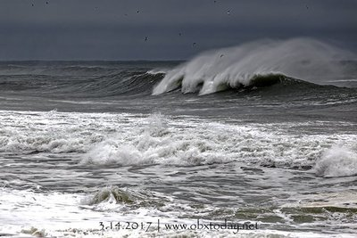 Stormy Seas - Outer Banks, NC