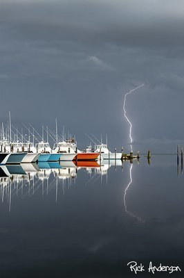 Lightning Strike - Oregon Inlet Fishing Center