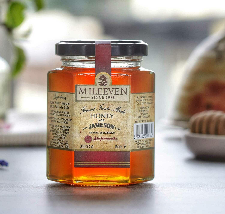 Mileeven Honey with Jameson Irish Whiskey
