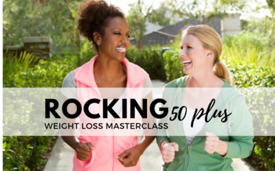 Rocking 50 Plus Weight Loss Masterclass (Deposit)