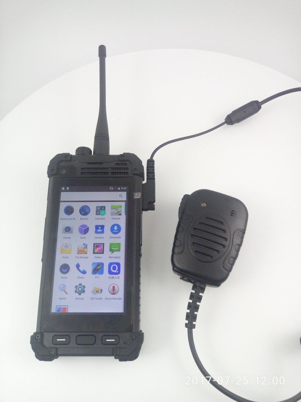 M1/P1/K1 PTT microphone