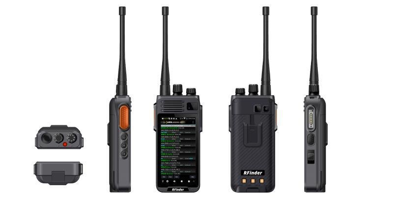 RFinder Android Radio K1Dx VHF or UHF DMR/FM **Now Shipping**