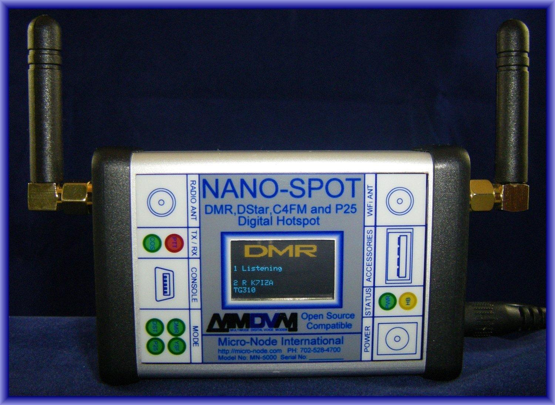 Micro-node Nano-Spot!