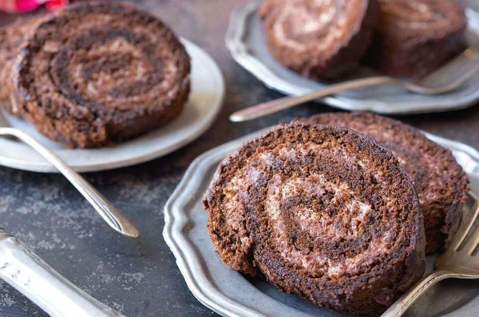 BUCHE DD CHOCOLAT / DD CHOCOLAT LOG CAKE 00018