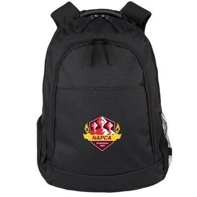 NAPCA Back Pack (Black)