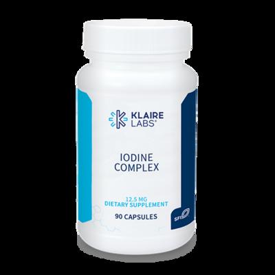 Iodine Complex 12.5 mg 90 capsules