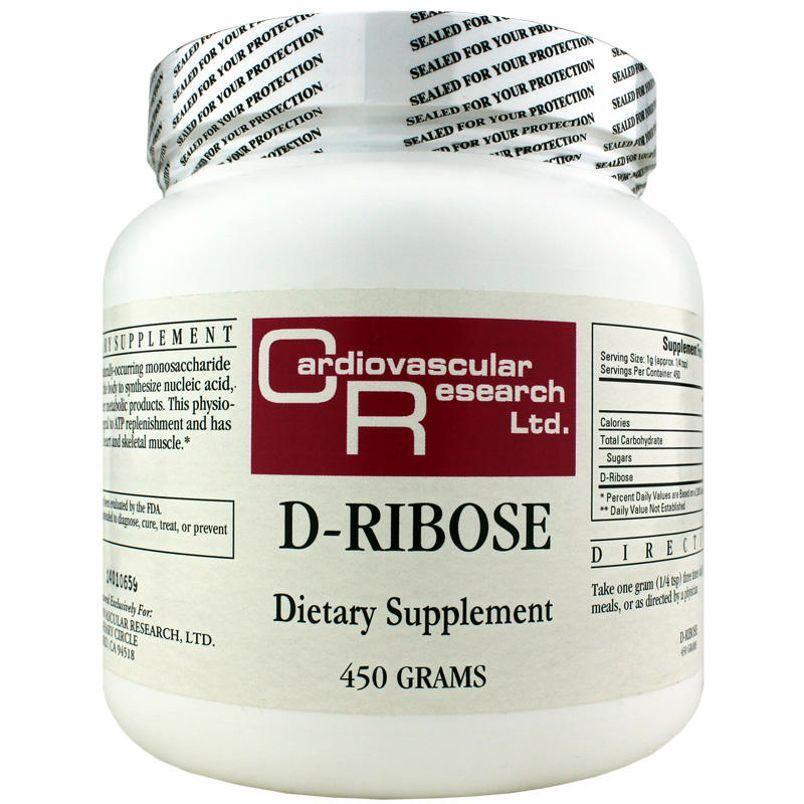 D-Ribose Powder 450 grams