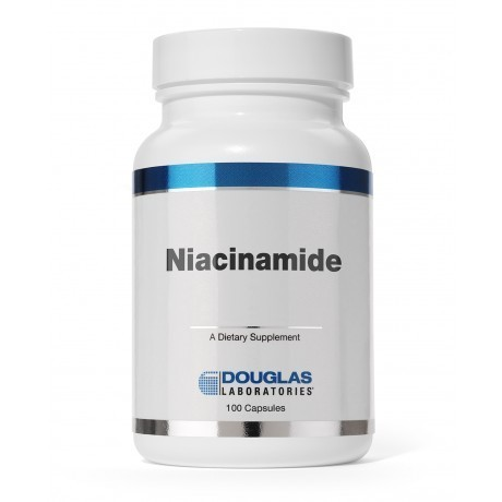 Niacinamide (B3) 500mg 90 capsules