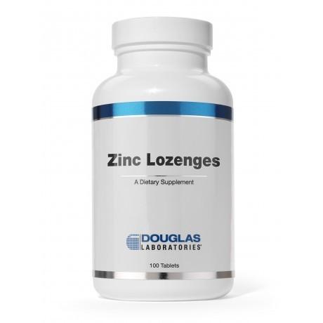 Zinc Lozenges 10mg 100 lozenges