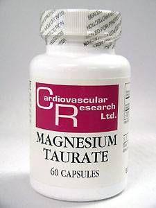 Magnesium Taurate 125 MG