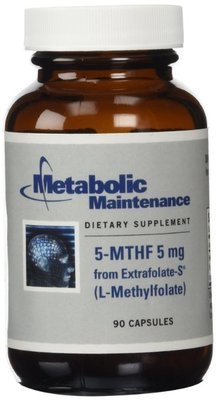 L-MethylFolate 5 mg 90 Capsules