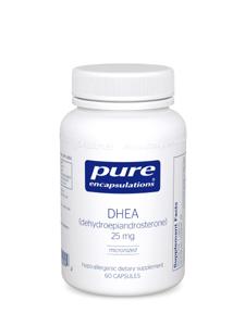 DHEA 25 mg 60 capsules