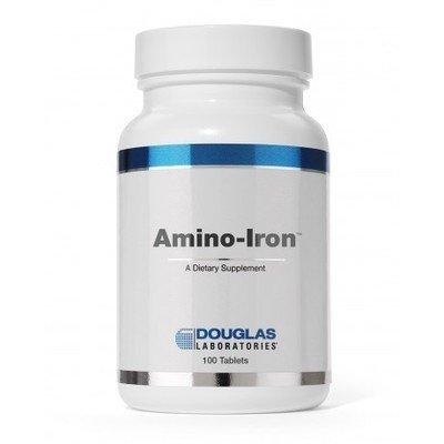 Amino Iron 18 mg 100 tablets