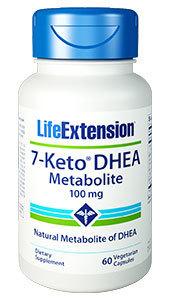 7Keto DHEA  100 mg 60 capsules