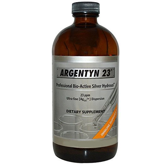 Argentyn 23 4 OZ SCREW TOP
