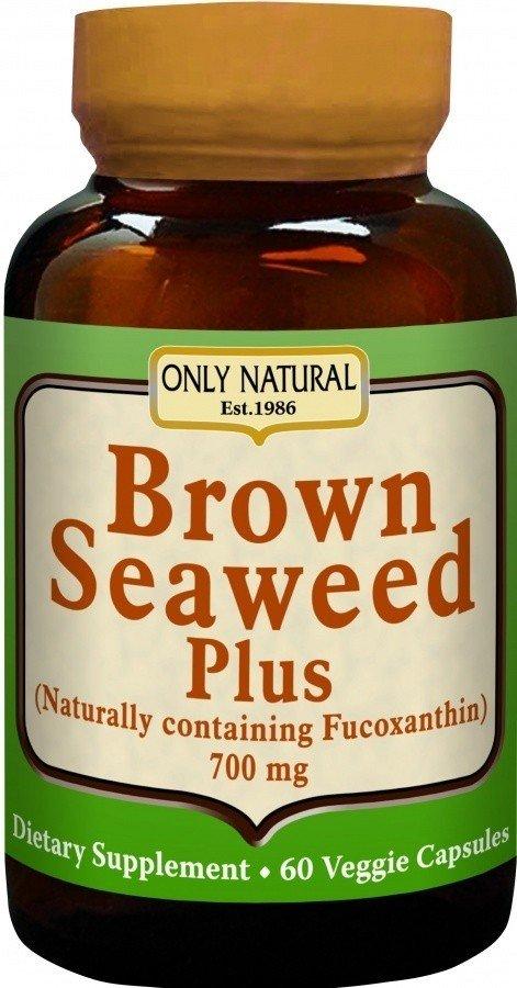 BROWN SEAWEED PLUS  (FUCOXANTHIN)