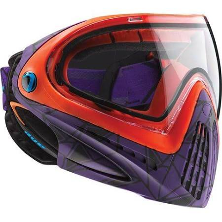 Like New Dye i4 Pro Goggle System - UL Purple + Tinted Lens