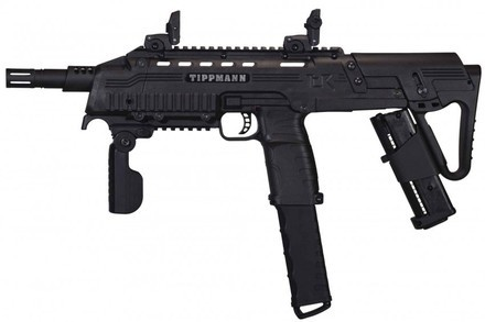 Tippmann Magfeed Tactical Compact Rifle Paintball Marker