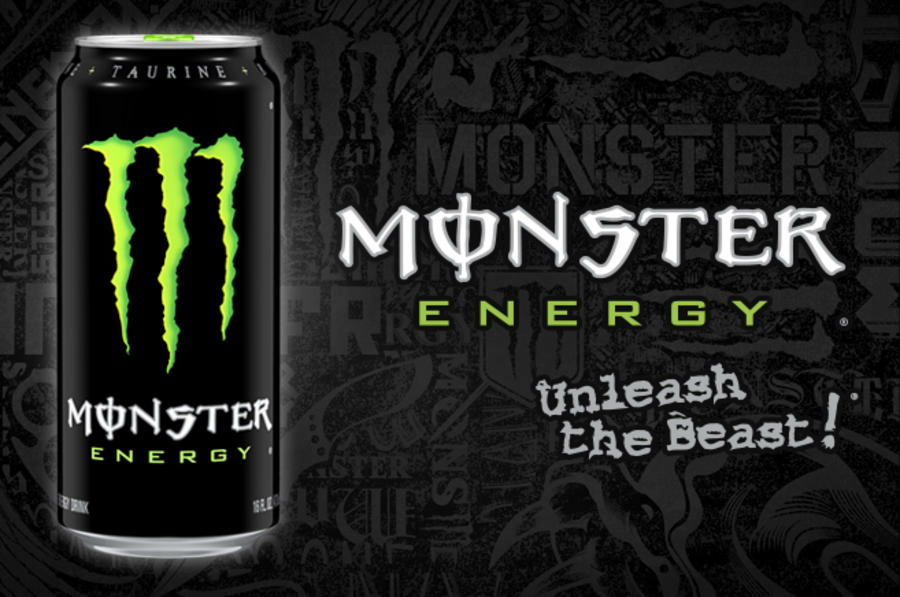 Monster Engery Drink