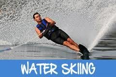 Water Skiing Birthday Party