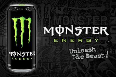 Monster Engery Drink