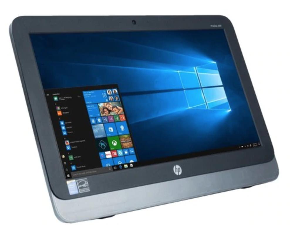 "20"" HP ProOne 400 Intel i5 All-In-One (500GB 8GB RAM Windows 10 PRO)"