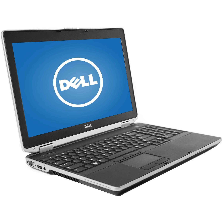"""15.6"""" Dell Latitude E6530 i5 (320GB 8GB RAM Windows 10 PRO)"""
