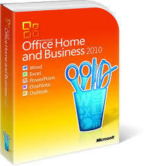 MS Office Home & Business 2010