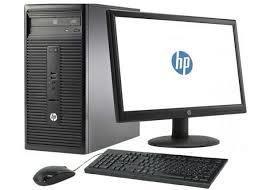 HP i5 Desktop Bundle (500GB)