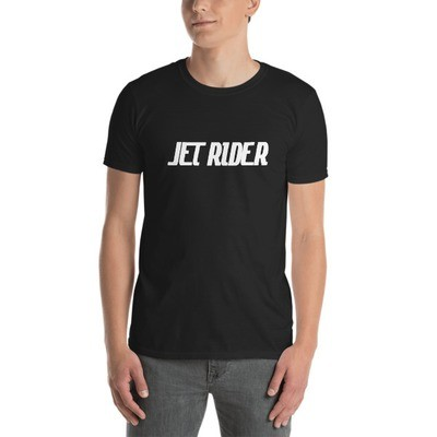 Jet Rider Short-Sleeve Unisex T-Shirt