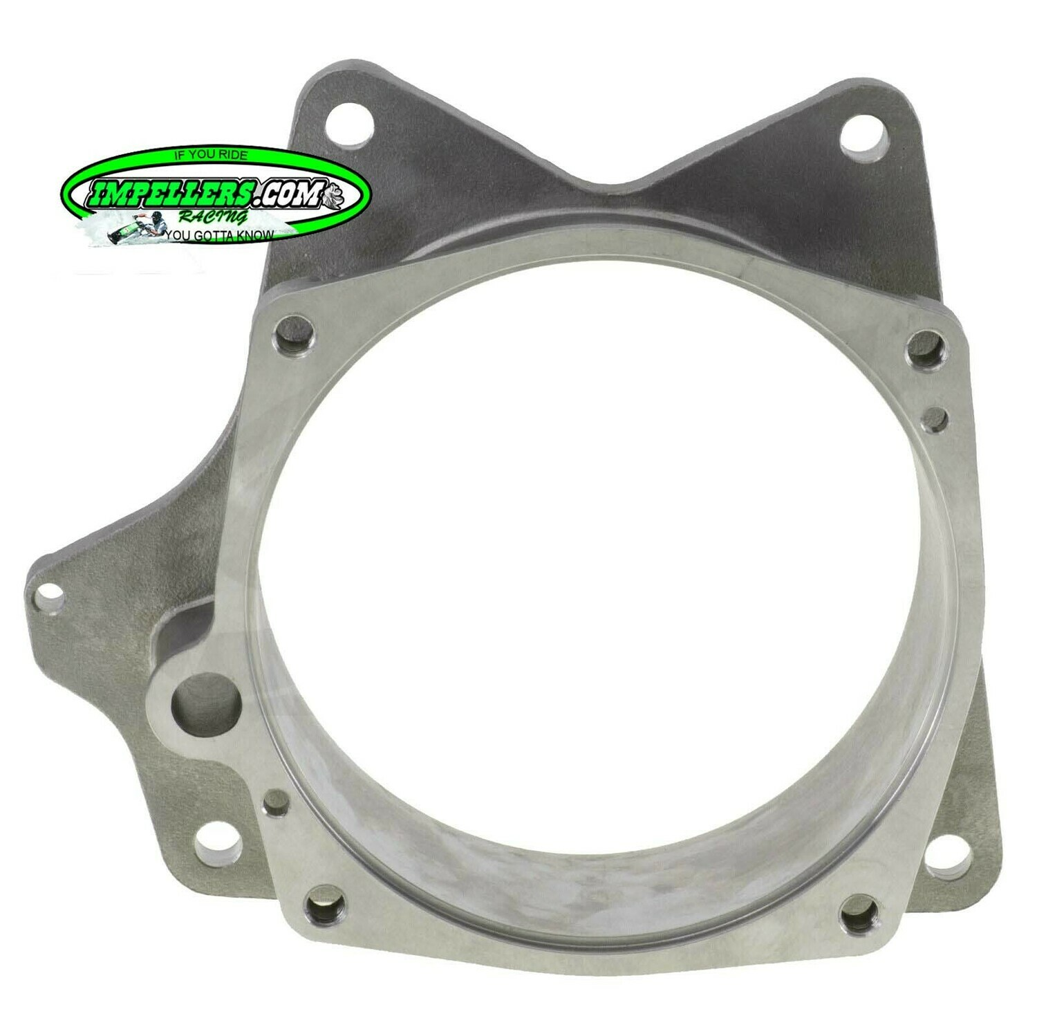 PRO HD 155mm impeller housing solid Stainless Yamaha Boat 4-Stroke