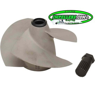 High Performance NuJet 5.0 Impeller Kawasaki Jet Ski 750