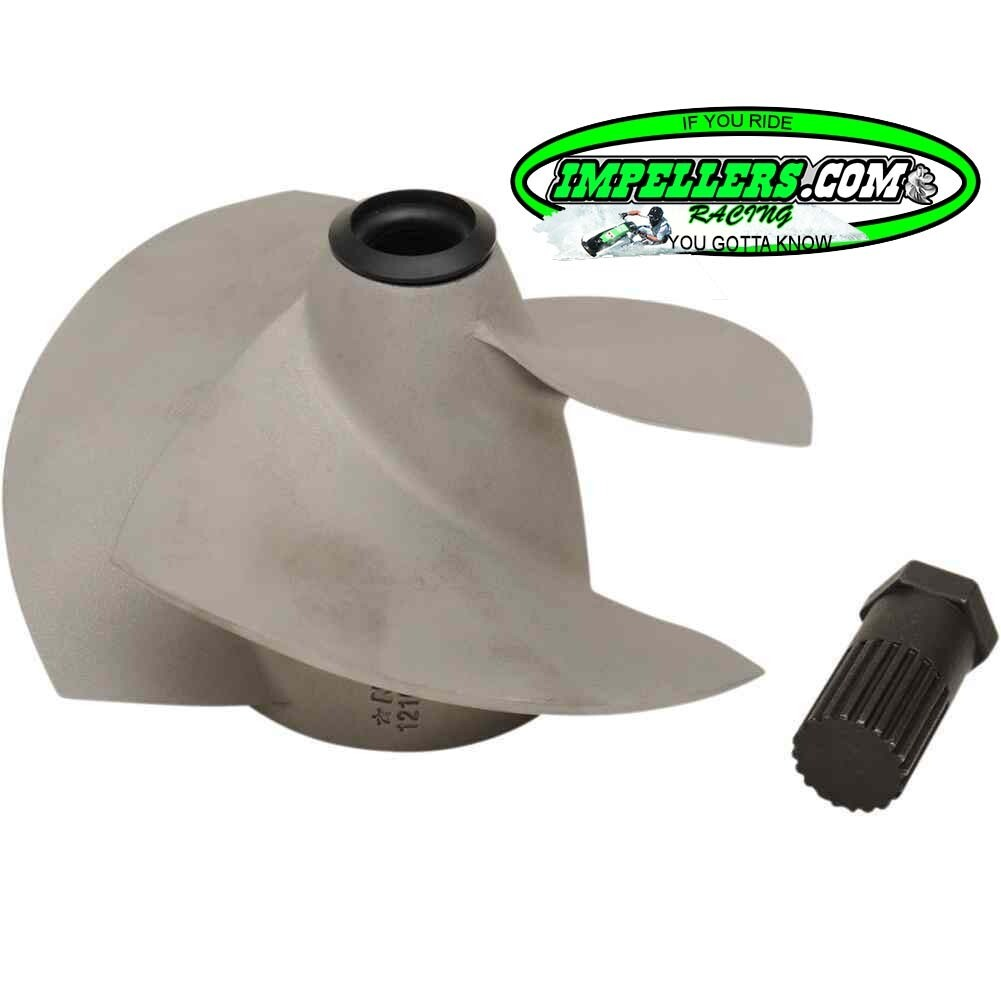 Nujet 5.5 Impeller & Removal Tool Sea Doo 650/720cc