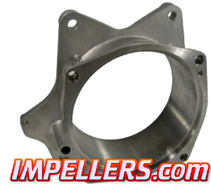 HD 155mm impeller housing solid Stainless Yamaha 4-Stroke & 800/1200/1300