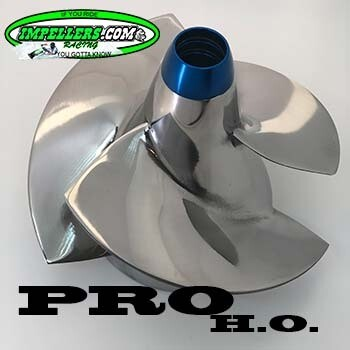 PRO impeller 200hp Scarab Jet Boat & 195 G Ghost. Single Engine.
