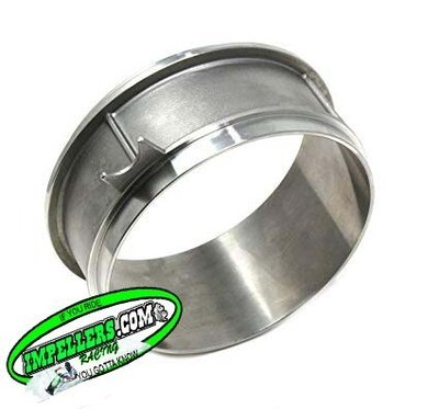 Solid Stainless Wear Ring Sea Doo Spark/Trixx/ACE/HO