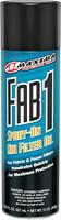 Maxima Fab 1 Air Filter Oil Spray On foam filters 61920 c/o UTV ATV