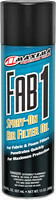Maxima Fab 1 Air Filter Oil Spray On foam filters 61920 c/o UTV ATV
