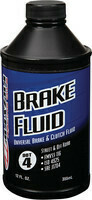 Maxima Dot 4 Brake fluid ATV UTV