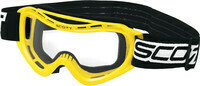 Scott Voltage X ATV Goggles yellow C/O