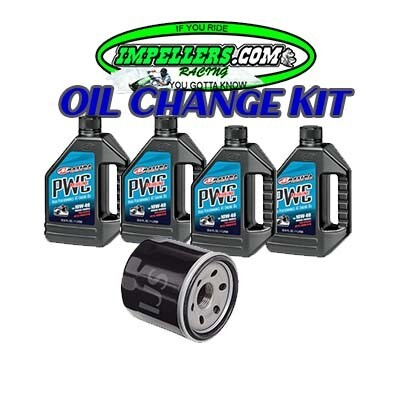 Oil Change Kit Scarab & Vortex 2014-19 Jetboat