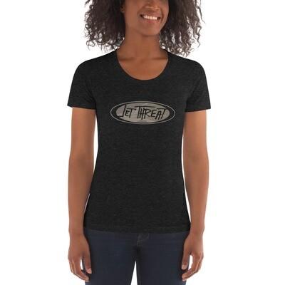 Jet Threat Women's Crew Neck T-shirt