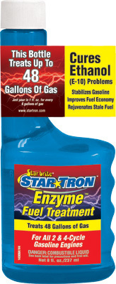 Star-Tron Enzyme Fuel Treatment