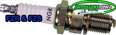 Spark Plug Yamaha FZR FZS LFR6A