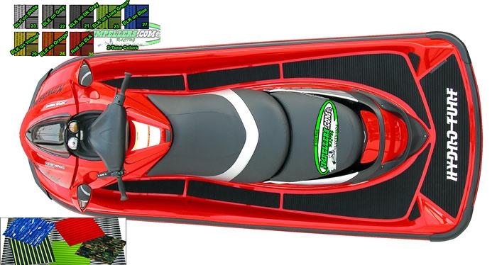 Hydro Turf Mats Jet Ski Mat Ultra 250X/LX 260LX Ultra 300/310 13-14