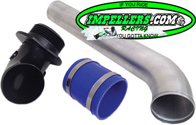R&D Sea Doo SPARK Exhaust System Kit Hi-Flow