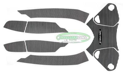 Hydro Turf Pad Sea Doo RXT-X 10-11RXT-X 260 12-16 Wake Pro 215 12-16 Mat